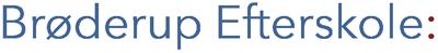 Brøderup Efterskole Logo